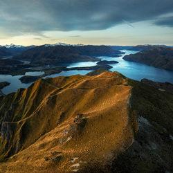 Roys Peak-Stephan Romer-Finalist-NATURE-Aerial -4812
