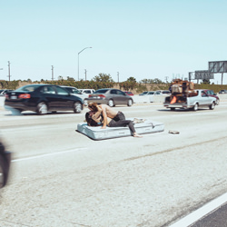 Heading Downtown on the 405-Kevin Bennett-silver-ADVERTISING-Conceptual -5169