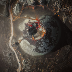 The Icelandic Eye-Timo Heinz-gold-NATURE-Aerial -5100