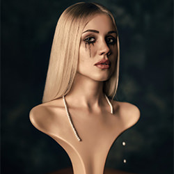 Violence-Cemal Samli-silver-ADVERTISING-Beauty -5678
