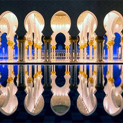 Sheikh Zayed Moschee-Judith Kuhn-Bronze-ARCHITEKTUR-Gebäude -5255