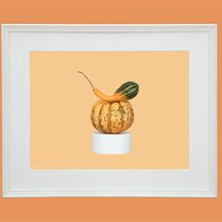 Autumn-Matteo Rolfi-bronze-FINE ART-Still Life -5244