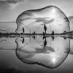 Mandalay Fischer 1-Chin Leong Teo-Silber-MENSCHEN-Kultur -5729