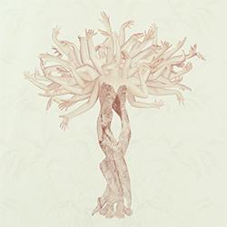 Tree of Life-Bella von Einsiedel-finalist-FINE ART-Collage -5492