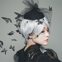 butterfly of infectious-Koudai ISHIGAME-finalist-FINE ART-Portrait -5546