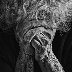 Desperate loneliness-Stephen Clough-silver-FINE ART-Portrait -5771