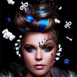 Blue Yves-Priscilla Vezzit Ferreira-finalist-FINE ART-Collage -5544