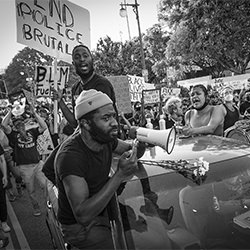 Black Lives Matter-Derek McCoy-Gold-EDITORIAL-Politisch -5653
