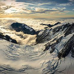 Victoria Gletscher-Stephan Romer-Bronze-NATUR-Antenne -5309