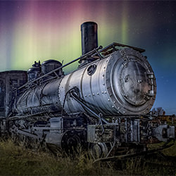 Obere Halbinsel Nordlichter-Derek McCoy-Bronze-SPEZIAL-Nachtfotografie -5365