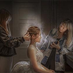 Braut ist bereit-Kenneth Lam-Finalist-PEOPLE-Wedding -5549