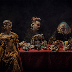 Erben von Ragnar-Jorge Alvarino-Gold-WERBUNG-Eigenwerbung -5640