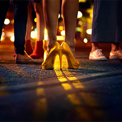 Mac Your Night - Heels-Danny Eastwood-gold-ADVERTISING-Conceptual -5665