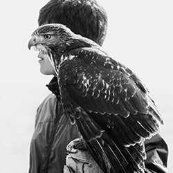 Augen-Ryotaro Horiuchi-Silber-FINE ART-Portrait -5802