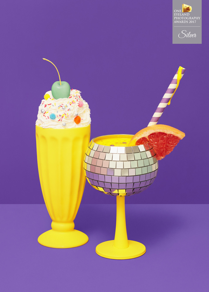 Photographer ILKA FRANZ - Funky colour pop - Advertising - Other