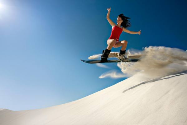 Photographer Karan Kapoor Sand Dune Surfing One Eyeland