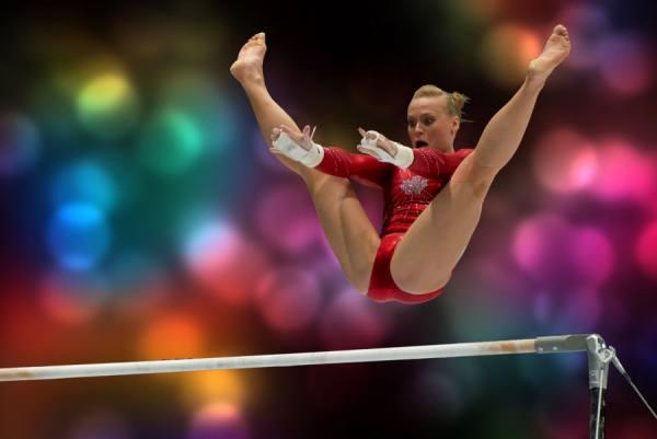 Photograph Tejo Coen The Gymnast on One Eyeland
