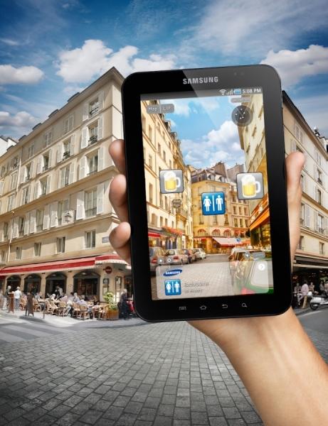 Photograph Stan Musilek Samsung Galaxy Tab Cafe on One Eyeland