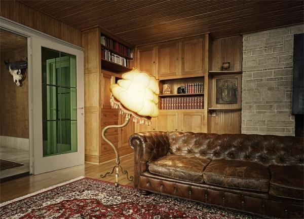 Photograph Frieke Janssens Lamp on One Eyeland