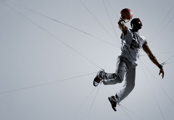 Photograph Pedro Dimitrow Cables Basket on One Eyeland