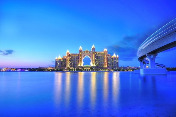 Images and places pictures and info dubai hotel atlantis for Hotel de dubai