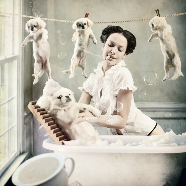 Photograph Elena Vizerskaya Big Wash on One Eyeland