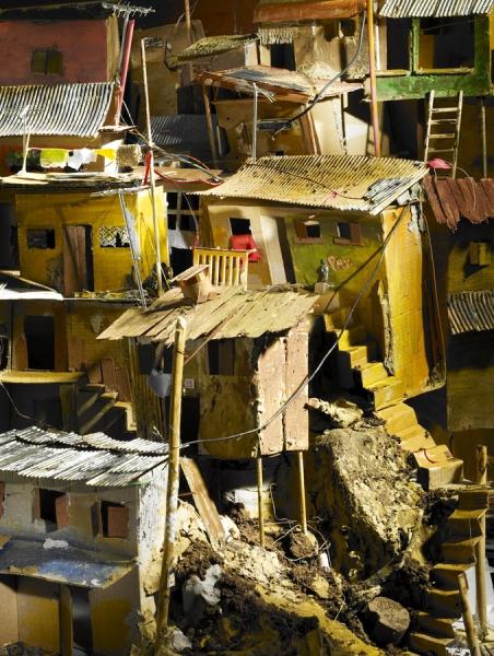 Photograph Gustavo Lacerda Slum on One Eyeland