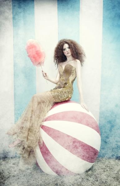 Photograph Tina Patni Amato Haute Couture on One Eyeland