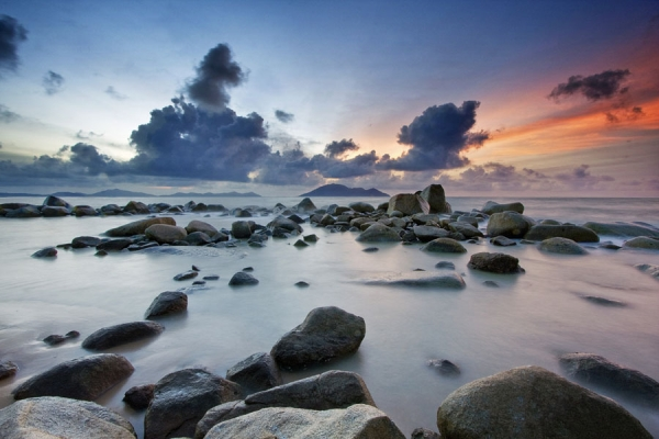 Foto Pemandangan Alam Indonesia Karya Lin