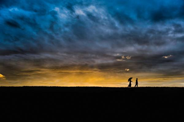 Photograph Sergio Muricy Rain on One Eyeland