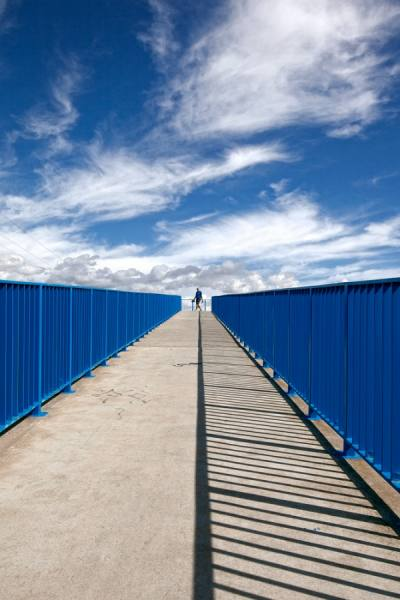 Photograph Juanjo Fernandez Puente Azul on One Eyeland