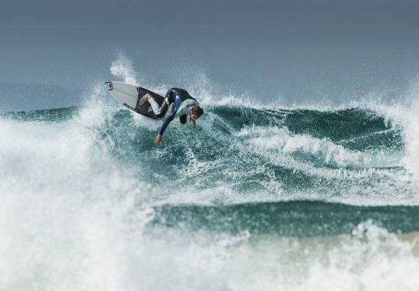 Photograph Ben Welsh Action In The Sea on One Eyeland