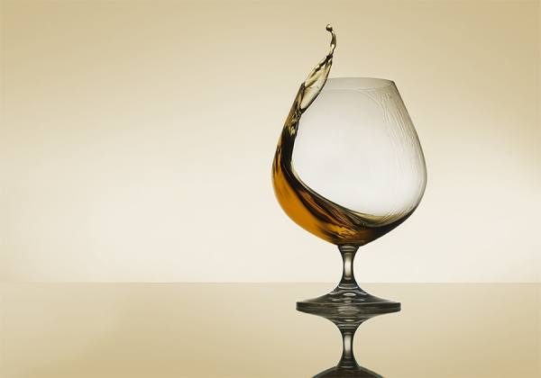 Photograph Jackson Carvalho Brandy Glass on One Eyeland