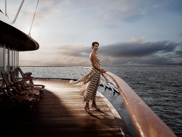 Photograph Dana Neibert Mediterranean Girl on One Eyeland