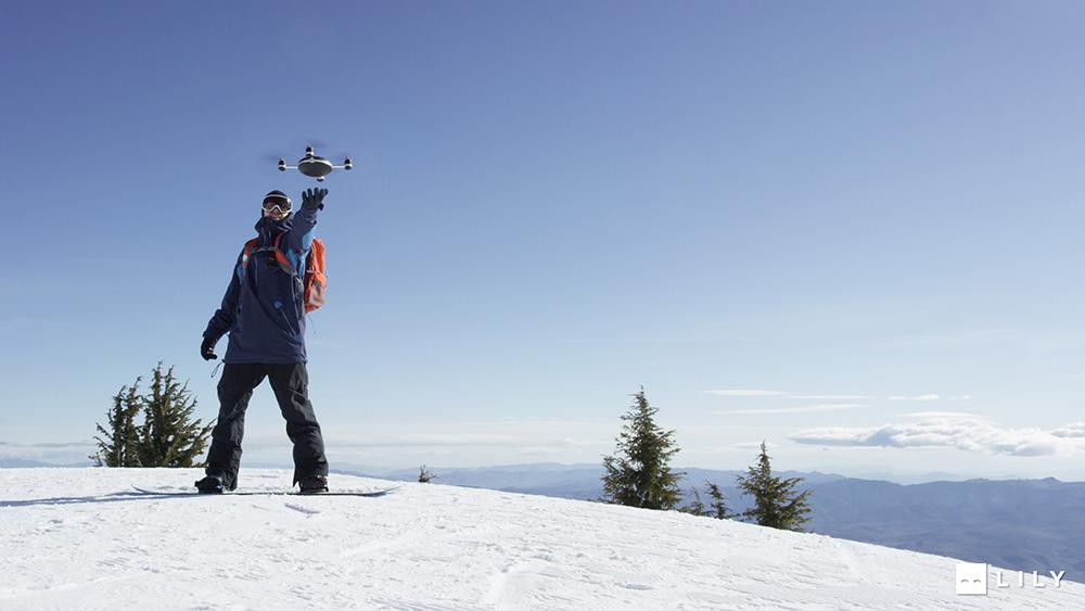Photography News - Lily ist die weltweit erste Drohnenkamera zum Werfen und Schießen.