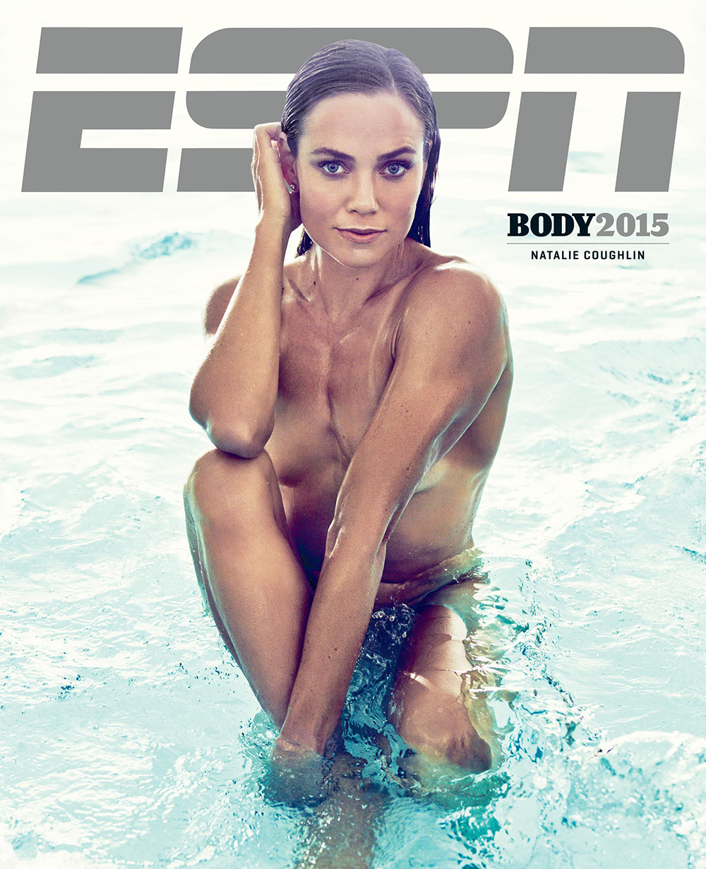 Photography News - Stunning sporty nudes by ESPN Natalie Coughlin photographed by Williams + Hirakawa