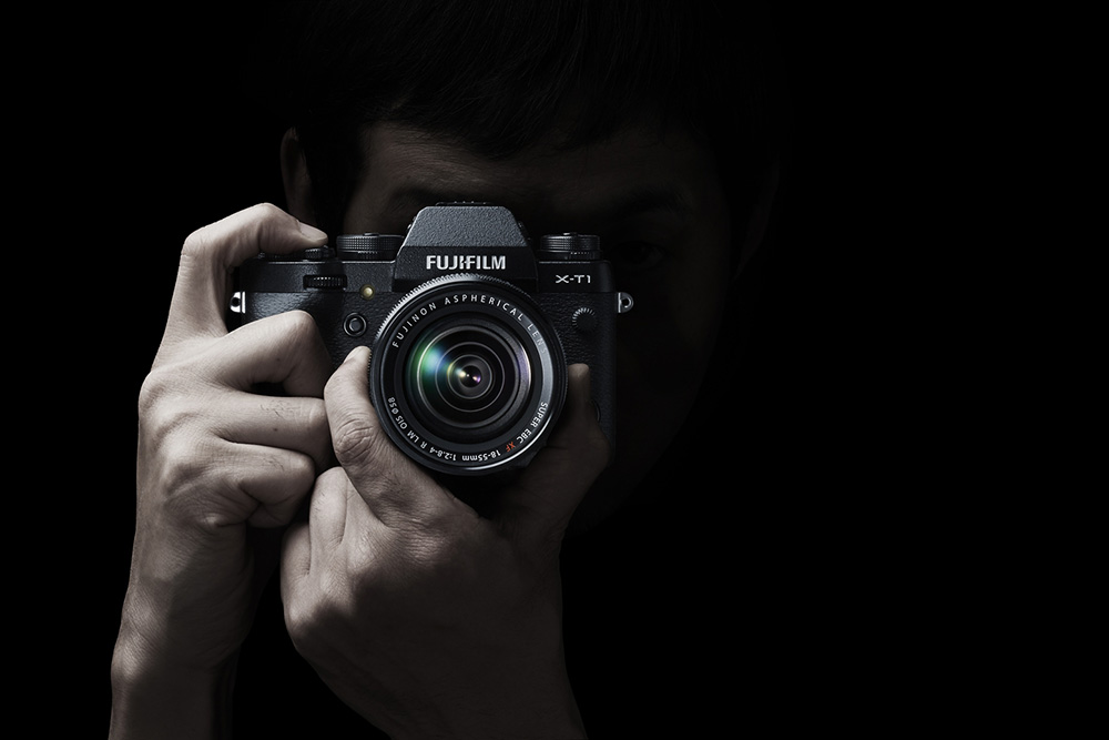Photography News - FUJIFILM X-T1 IR: The World′s First Mirrorless Infrared Camera FUJIFILM X-T1 IR