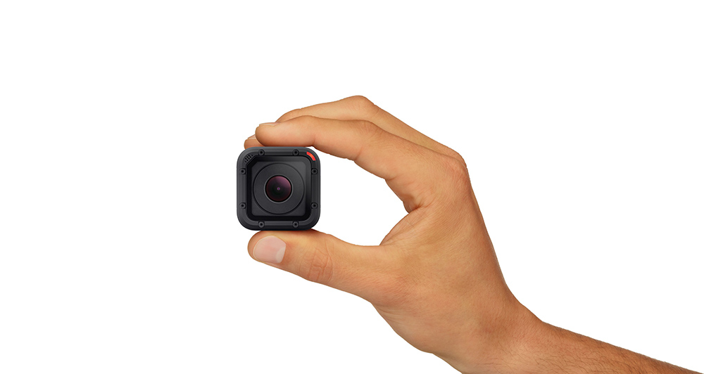 Photography News - GoPro goes lighter and smaller with 'HERO4 Session' GoPro