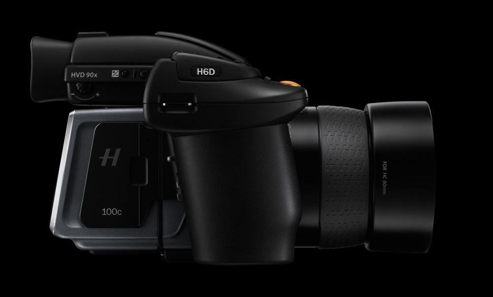 Photography News - The All New Hasselblad 6D-100c joins the Cosmic Detail Chase
