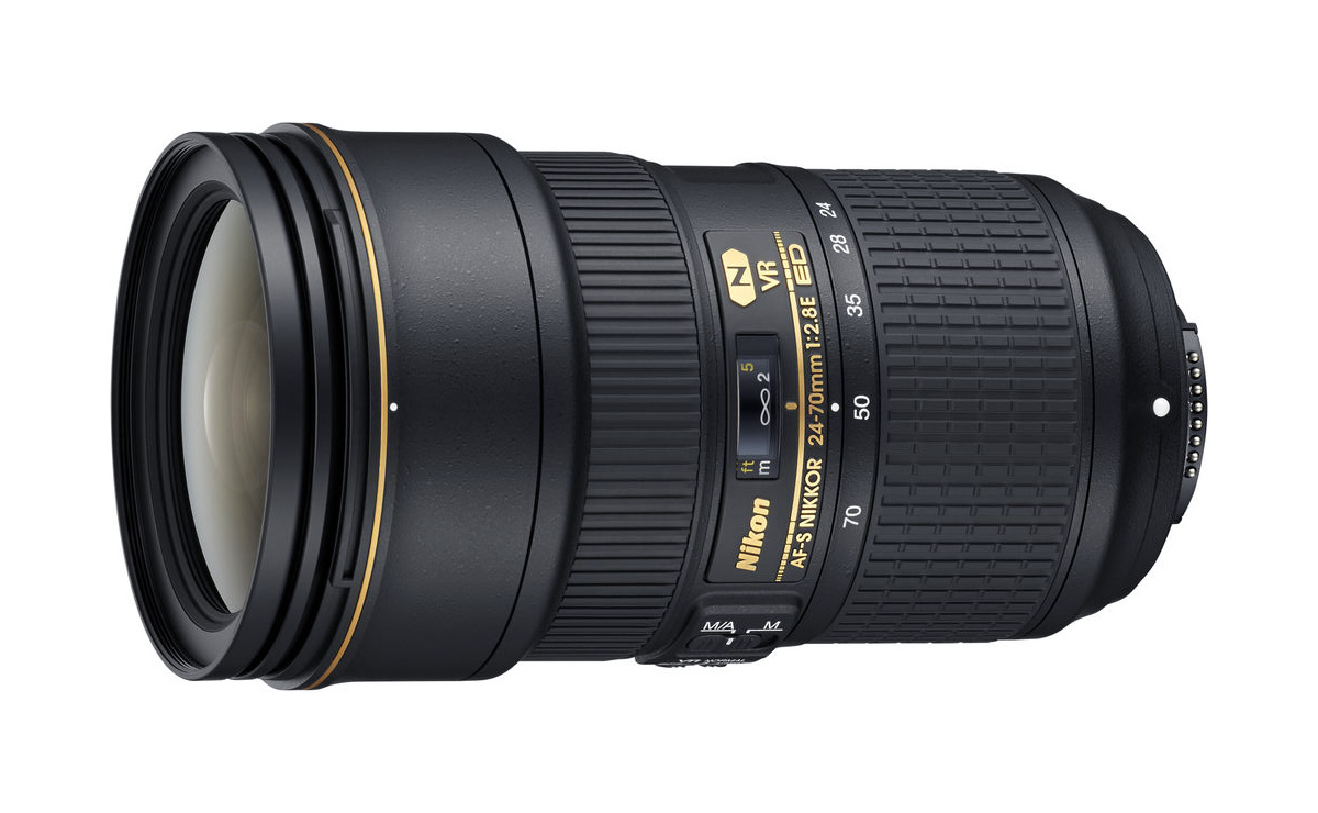 Photography News - Nikon's Newest three lenses to hit the markets soon NIKKOR 24-70mm f/2.8E ED VR