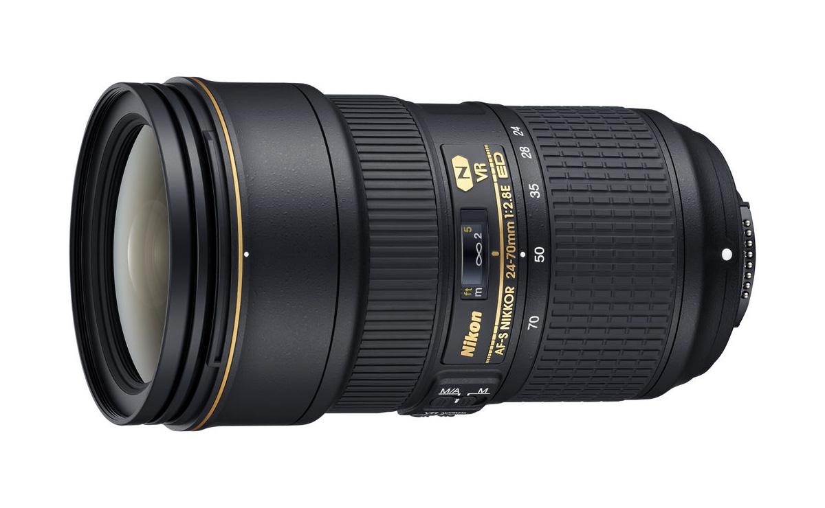 Photography News - Nikons neueste drei Objektive, die bald auf den Markt kommen NIKKOR 24-70 mm 2.8: XNUMXE ED VR