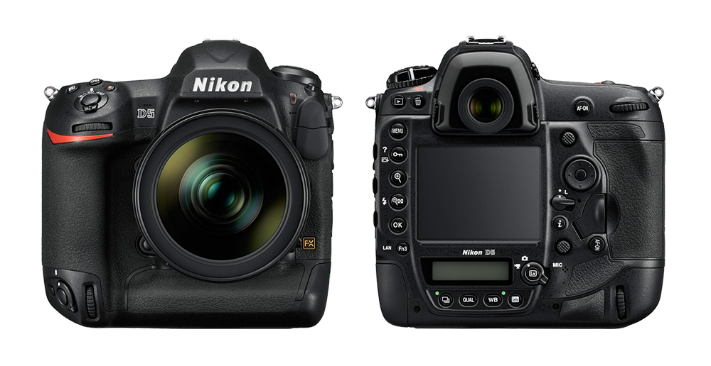 Photography News - The new Nikon Flagship D5 shoots in the Dark Nikon D5