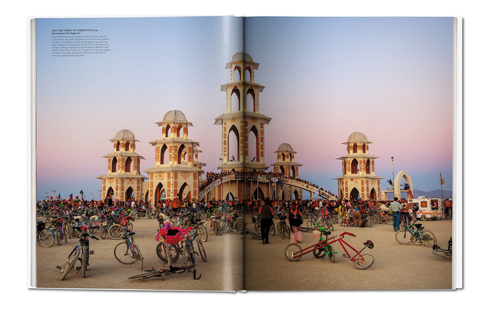 Photography News - NK Guy. Art of Burning Man. by Taschen books NK Guy. Art of Burning Man