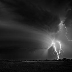 Disk and Light-Mitch Dobrowner-silver-black_and_white-1541