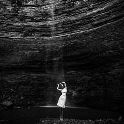 waterfall-Ian Ross Pettigrew-finalist-black_and_white-1418