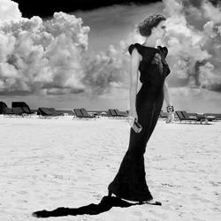 Chanel-George Kamper-bronze-black_and_white-1109