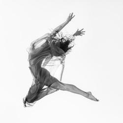 Outdoor Ballet-Robert Houser-finalist-black_and_white-2597