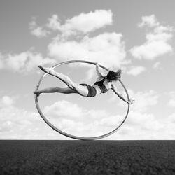 Circus wheel-Robert Houser-finalist-black_and_white-4350
