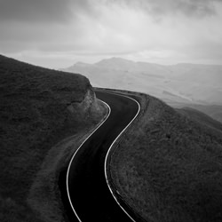 The High Road-Paul Mcclenaghan-bronze-black_and_white-6410