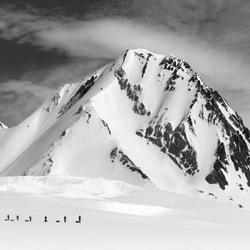 Step Of Giant-Virgil Reglioni-bronze-black_and_white-6380